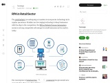 Importance of RPA in Retail Sector