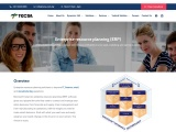 Erp solutions company