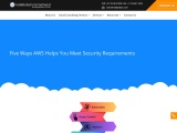Five Ways AWS Helps You Meet Security Requirements