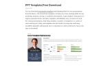 PPT Template/Free Download 2021
