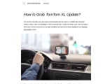 How to Grab TomTom XL Update for Free