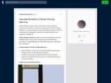 Valuable Benefits of Stress Testing Machine