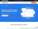 Asset Management Software – TeroTAM