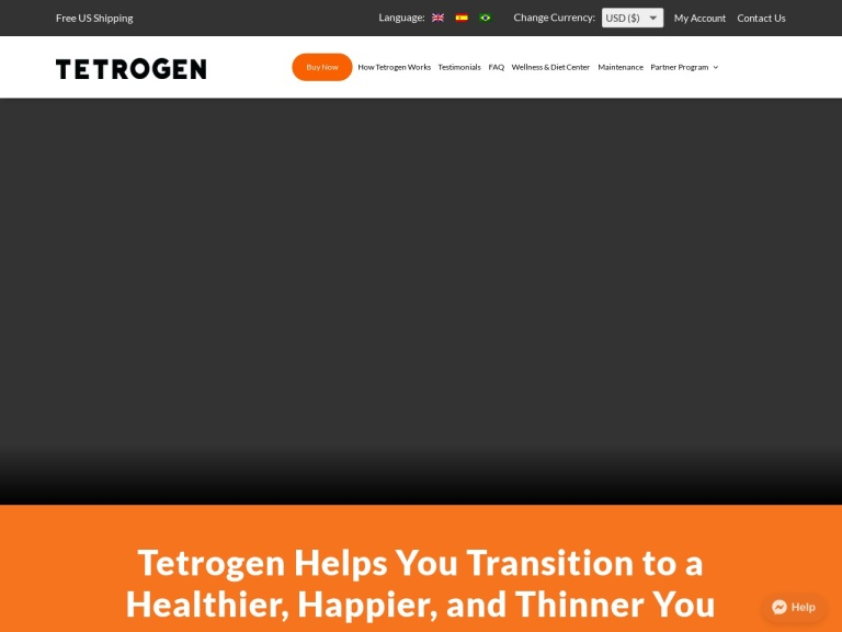 Tetrogen screenshot