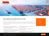 Sea Freight Forwarding Company in Bangalore India | Transys Global Forwarding Pvt Ltd