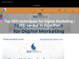 Top SEO techniques for Digital Marketing