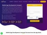 Mobile App Development Company Liverpool – The App Ideas