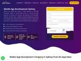 Mobile App Development Company Sydney – The App Ideas