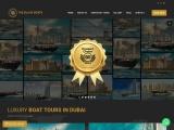 The Black Boats | Boat Tours In Dubai | Dubai Marina Boat Tour