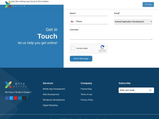 Android Application Development United States