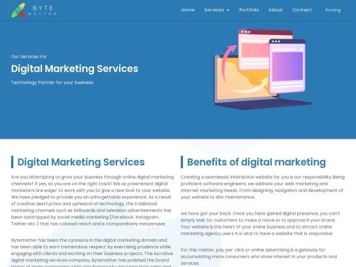 Digital Marketing United States