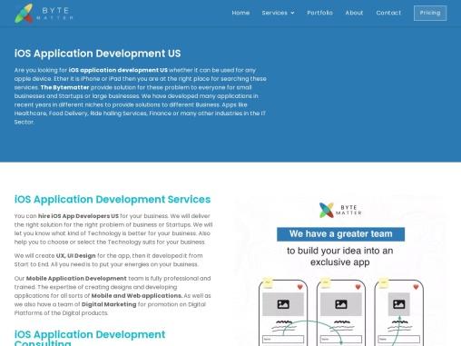 iOS Application Development Australia