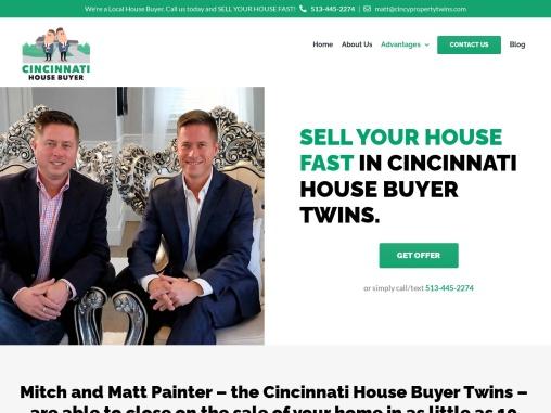 Sell Your Fast in Cincinnati – The Cincinnati House Buyers