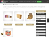 Get Custom Household Boxes with free shipping