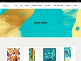 Paintings, Canvas Art & Wall Art by Emerging Artists | The Designera