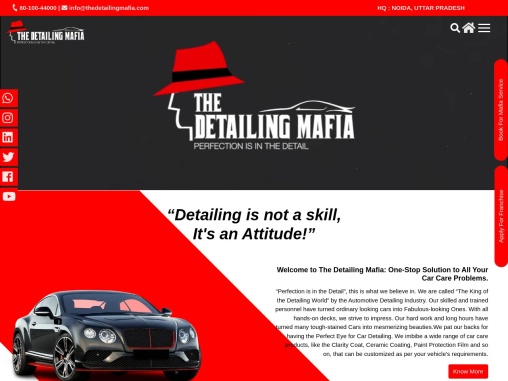 Where can I get the best car detailing near me ?