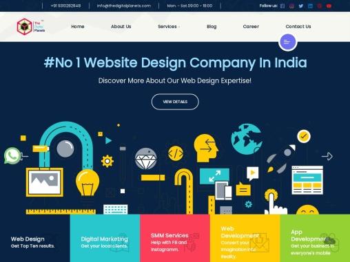 WEB SITE DESIGN COMPANY IN DELHI NCR