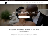 Professional Wedding Photographer in Bath, UK