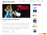 Extreme Legend of Zelda Rom thegaming guider