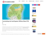 Fascinating real-world game: Military Base GTA 5