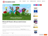 Minecraft Flowers: All you need to know