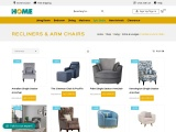 Recliners and Arm Chair | Single Arm Chairs | Office Chair Dubai | The Home