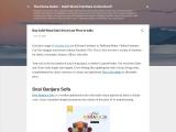 Buy Solid Wood Sofa Set at Low Price in India