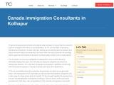Canada Immigration Consultant in Kolhapur | Study Visa Service | Theimmigrationconsultants.com