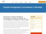 Canada Immigration Consultant in Mumbai | Study Visa Service | Theimmigrationconsultants.com
