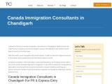 Canada Immigration Consultant in Chandigarh   Study Visa Service   Theimmigrationconsultants.com