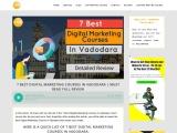 7 Best Digital Marketing Courses In Vadodara | Full Review
