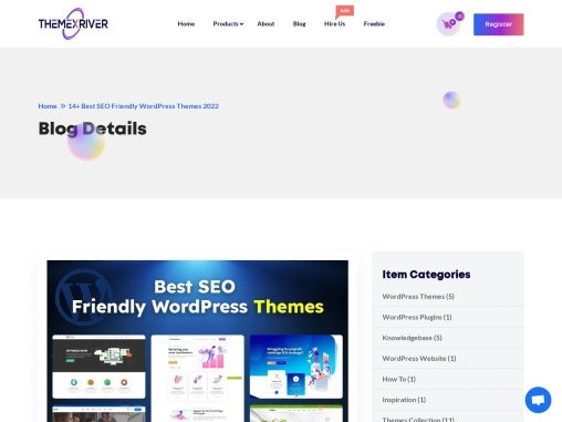 Best SEO Optimized WordPress Themes