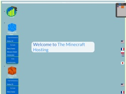 The Minecraft Hosting screenshot