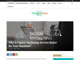 Why is Digital Marketing Service Better for Your Business?