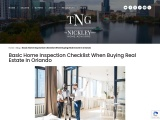 Basic Home Inspection Checklist When Buying Real Estate In Orlando