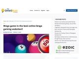 Bingo game in the best online bingo gaming websites!!