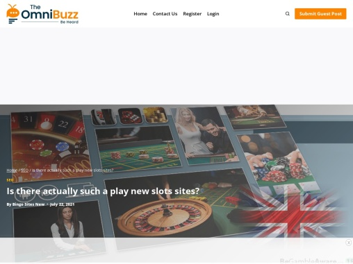 Is there actually such a play new slots sites?
