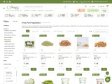 Fresh Organic Fruits and Vegetables Near Me