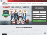 Painbuster Results | Best Pain Relief Results
