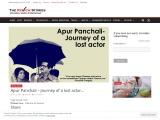 Apur Panchali – Journey of a lost actor… | Satyajit Ray