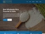 Best Wholesale Rice Exporter, Best Spice Exporter