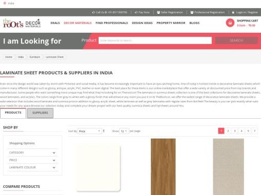 Decorative Laminate   High Gloss Laminate Sheets