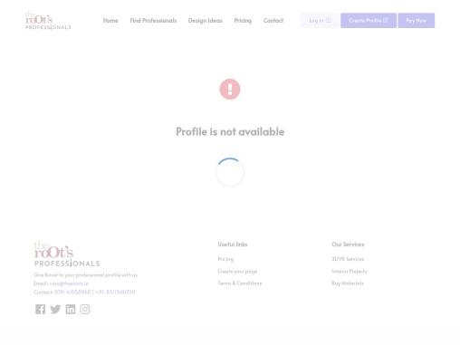 Interior Design Services   The Studio Mandhya