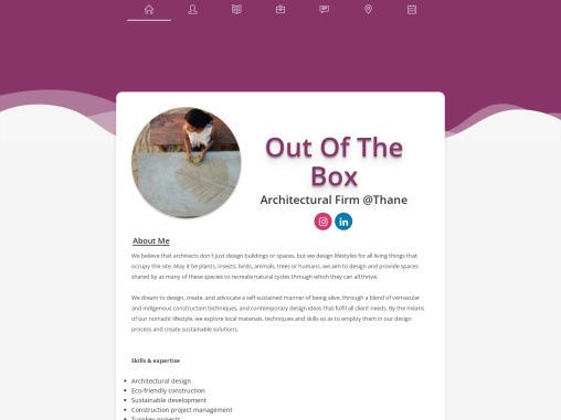 Architecture Design Services – Out of the Box