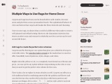 Multiple Ways to Use Rugs for Home Decor