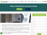 Office Disinfection Services Dubai | TheShamil