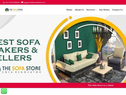 Sofa Refurbishing in Mico Layout | Sofa Renovation