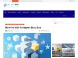 Proven Methods to Win Amazon Buy Box