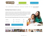 Find Best Home Tutors in Lucknow