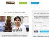 Find Best Home Tutors in Delhi